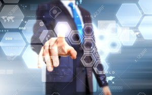 16287514-business-person-working-with-modern-virtual-technology